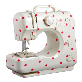 China Household Domestic Overlock Sewing Machines FHSM-505