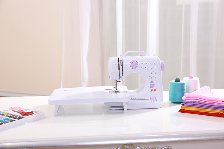 505 electric sewing machine guide video